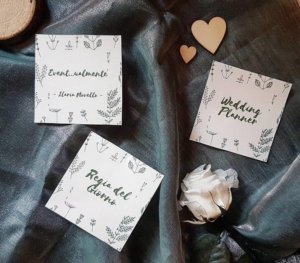 regia giorno matrimonio Eventualmente wedding planner