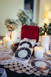 Eventualmente - wedding planner - allestimento bomboniere